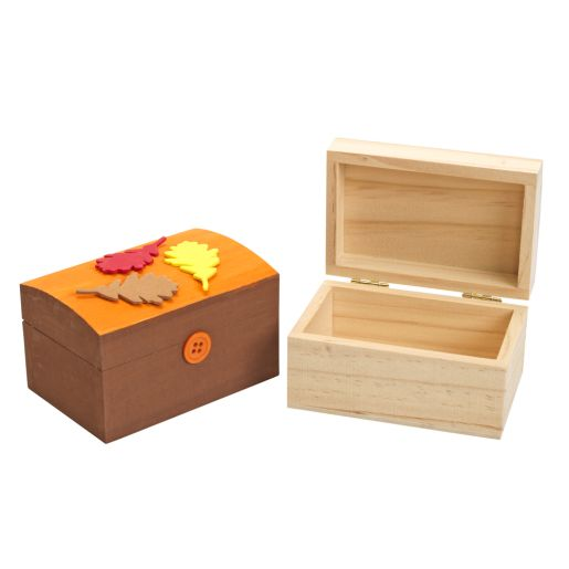 Colorations® Wooden Treasure Boxes - Set of 12_3
