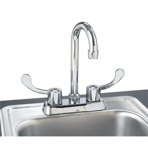 Ozark River® Lil' Portable Hot Water Sink with ABS Top and Basin_5