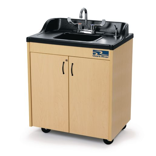 Ozark River® Lil' Portable Hot Water Sink with ABS Top and Basin_7