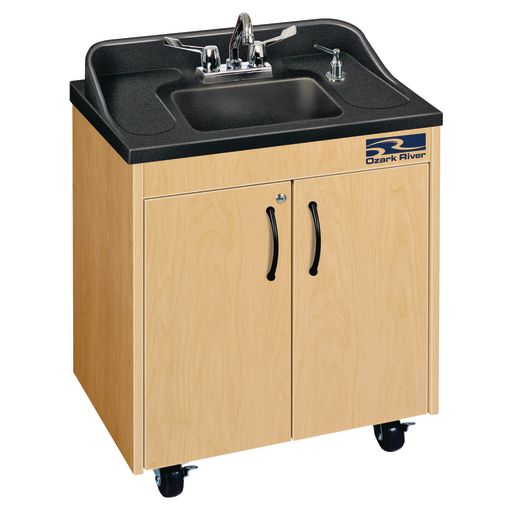 Ozark River® Lil' Portable Hot Water Sink with ABS Top and Basin_10
