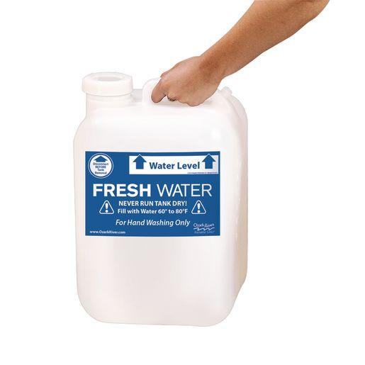5-Gallon Fresh Water Tank