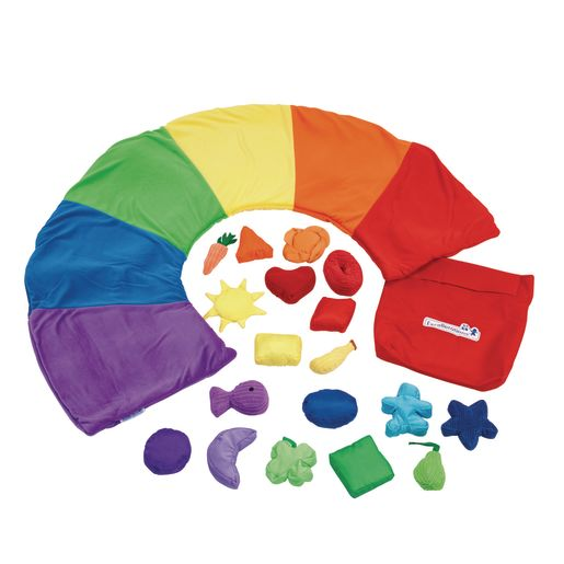 Excellerations® Color Sorting Mat - 20 Pieces