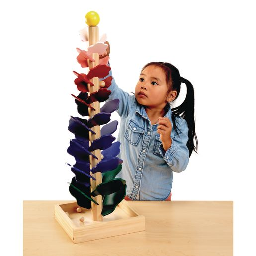 Excellerations® Singing Tree Marble Run