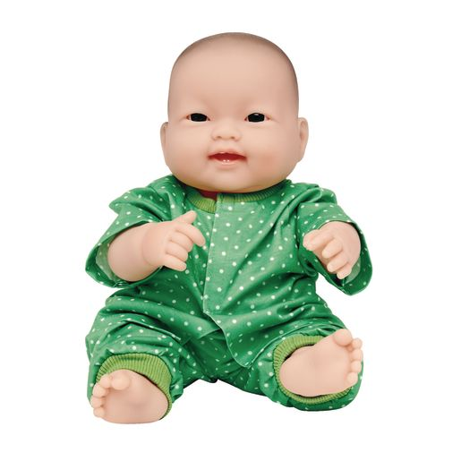 "14"" Asian Huggy Baby"