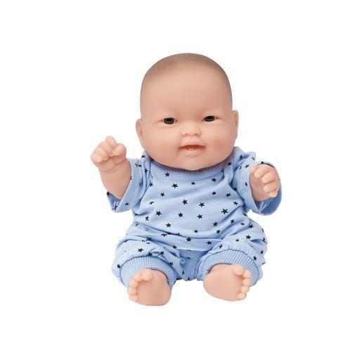 "10"" Asian Huggy Baby"