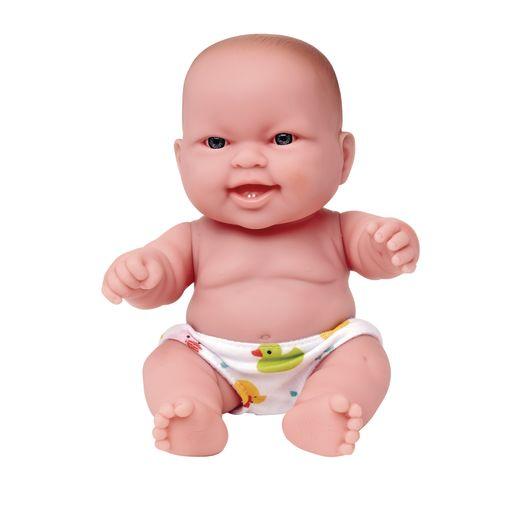 "10"" Caucasian Huggy Baby"
