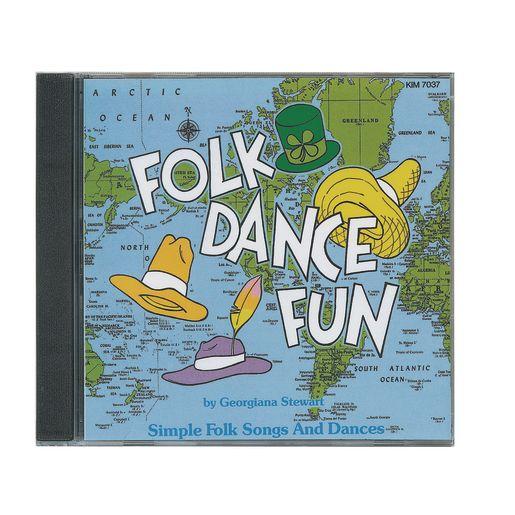 Folk Dance Fun CD