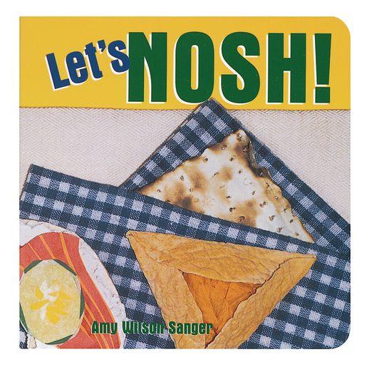 Let's Nosh Book