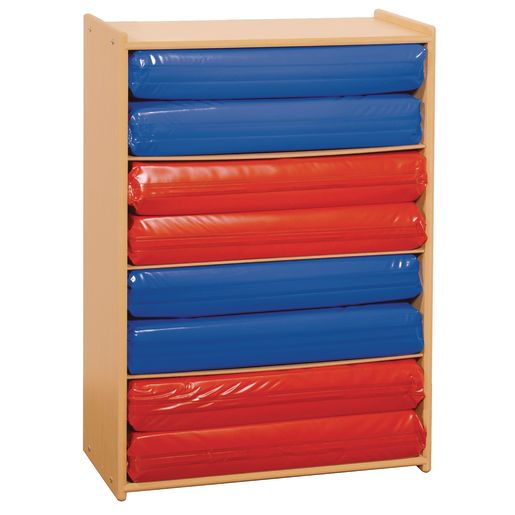 Angeles Value Line 4 Section Rest Mat Storage Dummy Type Code