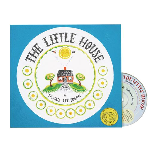 The Little House Book & CD_0