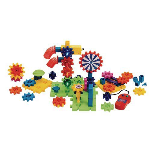 Gears! Gears! Gears!® Lights and Action Set - 121 Pieces