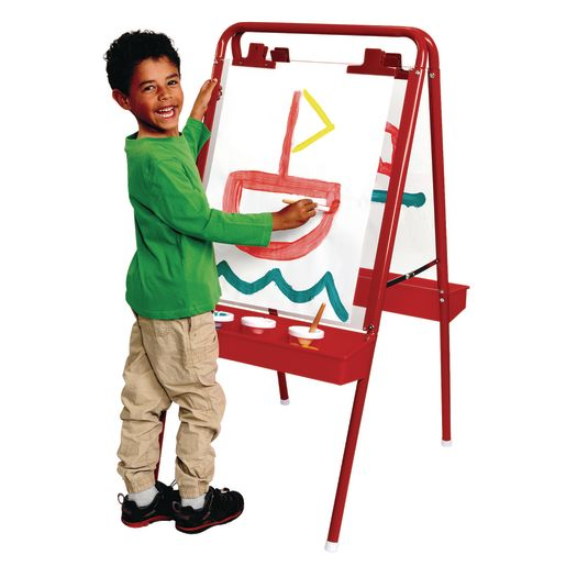 Colorations® 2-Way Indoor/Outdoor Acrylic Panel Easel