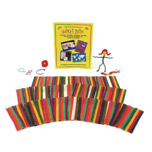 Image of Wikki Stix Classroom Set - 1,200 pieces