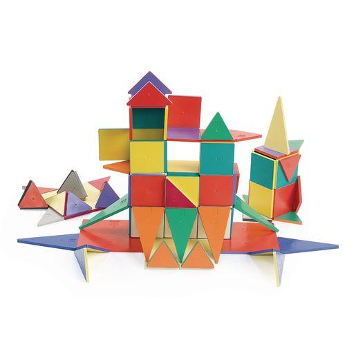 Magna-Tiles® Solid Colors - 32 Pieces