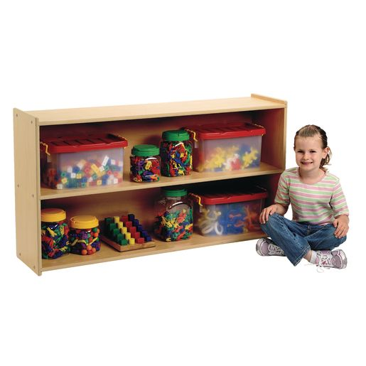 "Angeles Value Line™ 48""W 2-Shelf Storage"