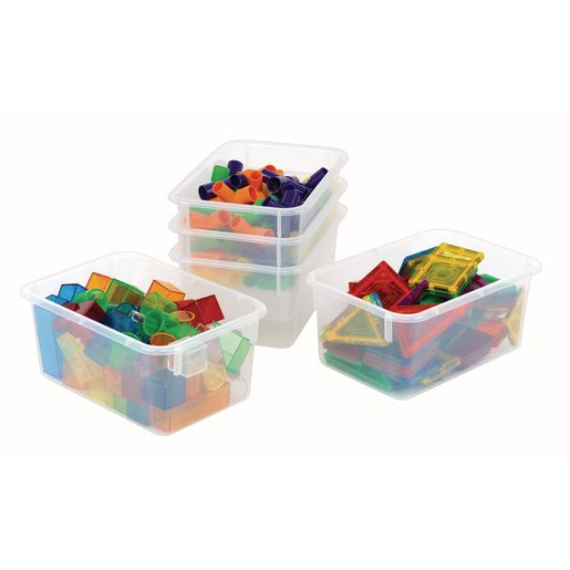Clear Angeles® Value Line Cubbie Trays