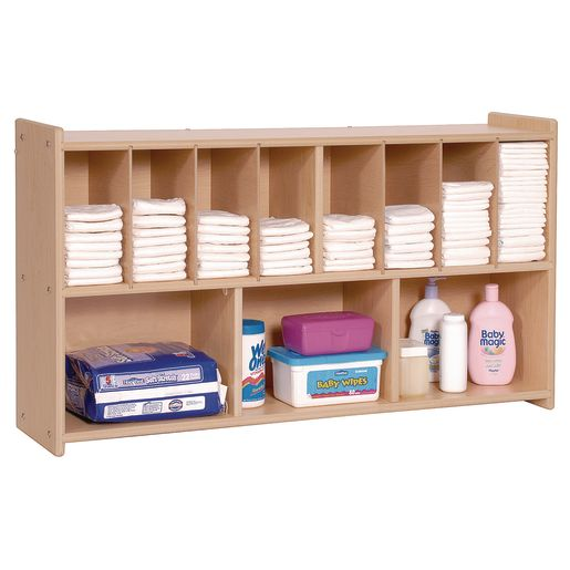 Angeles Value Line™ Overhead Diaper Storage