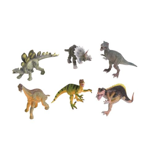 Medium Dinosaurs - Set of 6