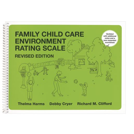 Family Child Care Environment Rating Scale Book