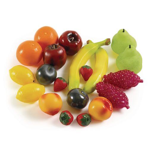 Life-Sized Fruit Set - 20 Pieces