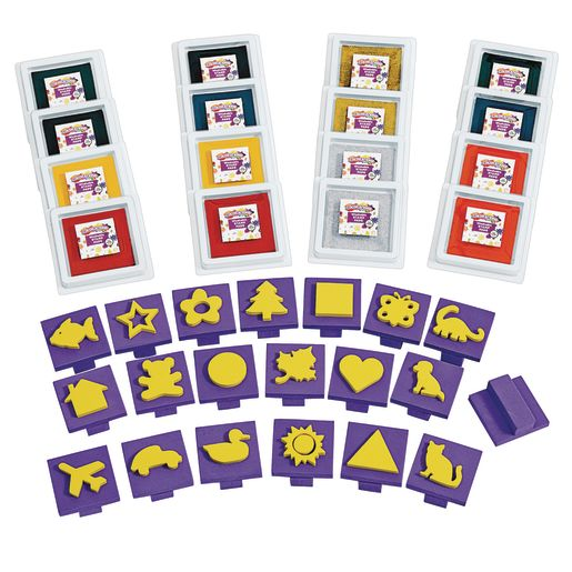 Colorations® Super Stamper Classroom Pack