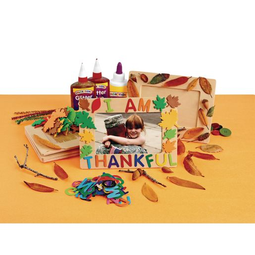 Colorations® Wooden Standing Frames - Set of 12