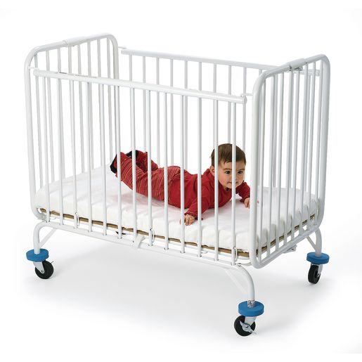 """L.A. Baby Holiday Crib 2"""" Replacement Mattress"""