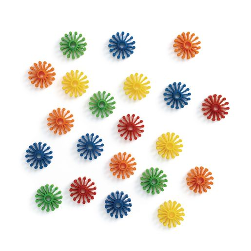 Excellerations® Building Wheels 120 Pieces