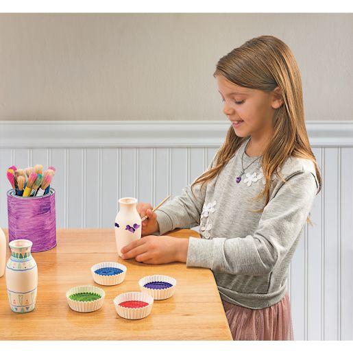 Colorations® Decorative Ceramic Vases - Set of 12