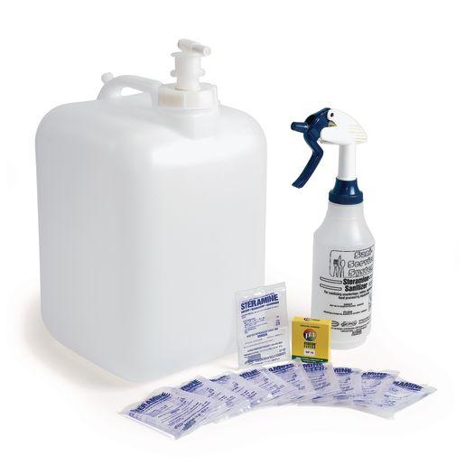 Steramine® Starter Kit - 4 Pieces