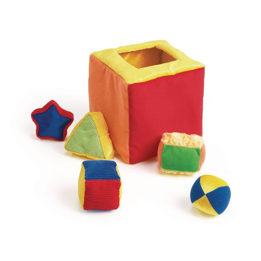 Image of Excellerations Sensory Surprise Box with 5 Shapes