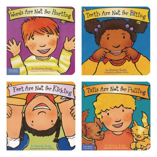 Best Behavior Board Books - 4 Titles