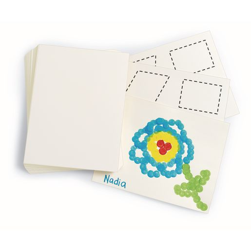 White Card Stock - 100 Sheets