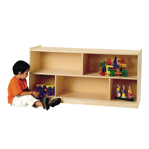 "Mobile Shelf Storage Unit - 24""H"