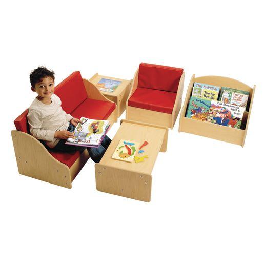 Angeles Value Line™ 5-Piece Living Room Set