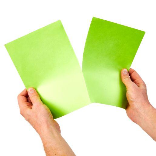 "Tru-Ray® Lime Sulphite Paper, 9""x12"" - 50 Sheets"