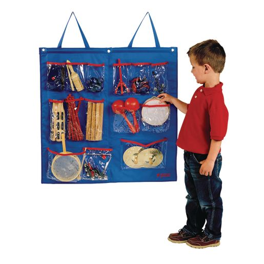 Instrument Organizer with 14 Pockets
