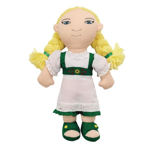 Image of Excellerations World Friends Doll - Dutch Girl