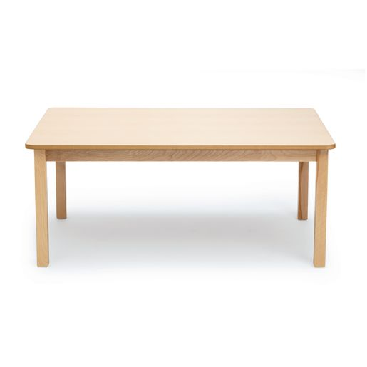 "24"" x 48"" Maple Laminate Table - 24""H"
