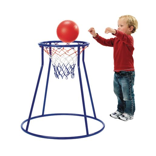 Excellerations® Junior Hoop Ball Goal