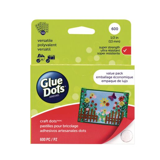 Craft Glue Dots School Value Pack
