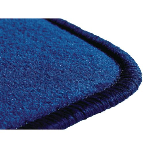 "Solid Color Carpet - Blue 8'5"" x 11'9"" Rectangle"