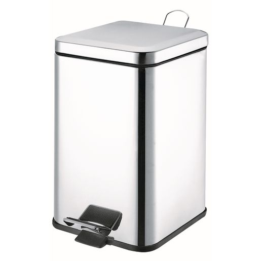 Stainless Steel Trash Can - 21 Qt._0