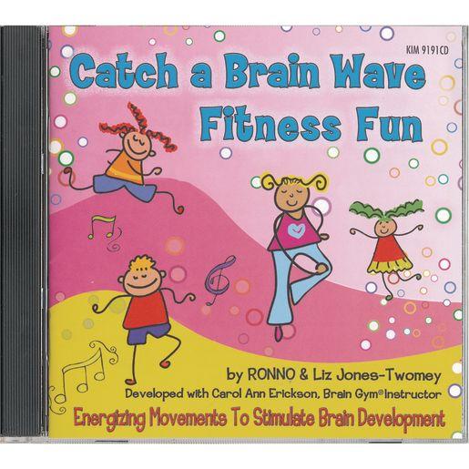 Catch a Brain Wave Fitness Fun CD