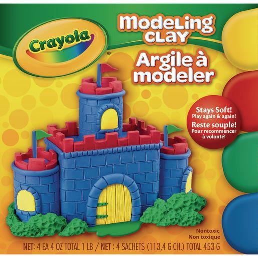 Crayola® Modeling Clay - 1 lb._0