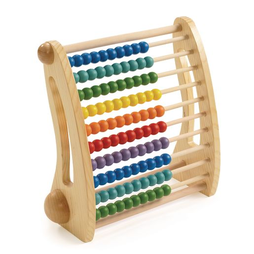 Image of Excellerations Wooden Abacus