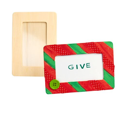 Colorations® Wooden Frame Classroom Pack - Set of 50