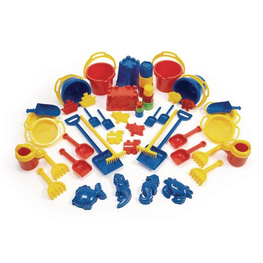 Premium Sand Set - 51 Pieces
