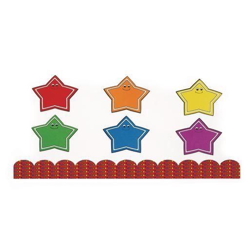 Super Bulletin Board Classroom Pack - 432 Pieces