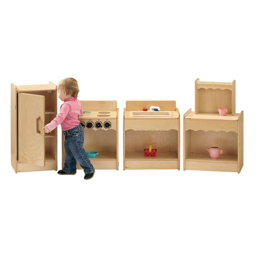 Image of Toddler Contempo Kitchen - Set of 4